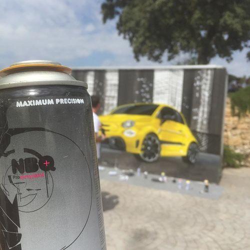 Ejemplo de graffitis eventos